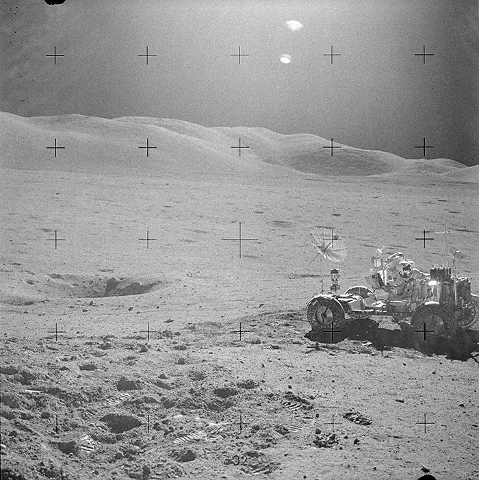 Технологии фальсификации Аполлона: мультипликационный станок