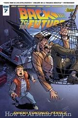 Actualización 09/09/2017: Regresa Jopemar de Legion de Comiqueros y nos trae los números 6 y 7 de Regreso al Futuro.