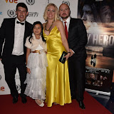 OIC - ENTSIMAGES.COM - Robert Osman, Alexandra Newick, Kat Gellin and Nathanael Wiseman at the  My Hero Film Premiere at Raindance Film Festival London 25th September 2015 Photo Mobis Photos/OIC 0203 174 1069