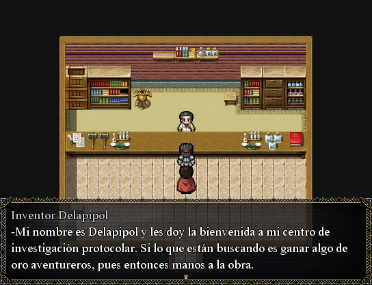 [RPG Maker VX] The Redemption Saints (Juego completo) Screenshots_8