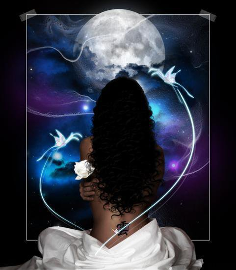 Moon Wicca, Moon Magic