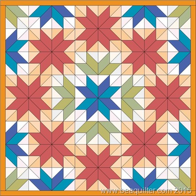 Lemoyne accuquilt8