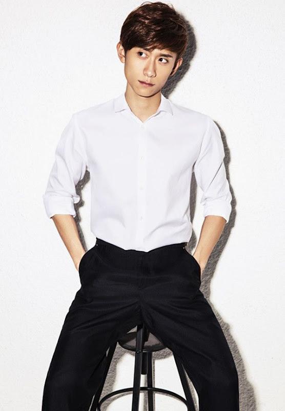 Zhang Yishan China Actor