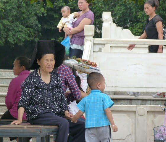 CHINE SICHUAN.XI CHANG ET MINORITE YI, à 1 heure de route de la ville - 1sichuan%2B729.JPG