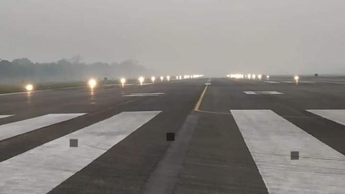 बिहार के दरभंगा एयरपोर्ट पर अब होगा सुविधाओं का विस्तार, इंडियन एयरफोर्स ने जमीन अधिग्रण को दी मंजूरी