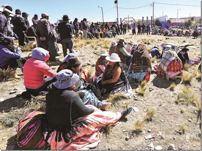 700 familias de El Alto viven entre la basura