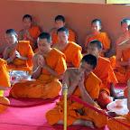 Chiang Mai - buddistische Mönche