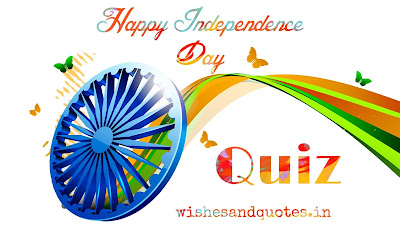 Happy Independence Day quiz 2020
