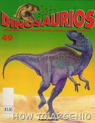 P00049 - Dinosaurios #49