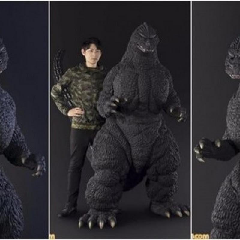 Godzilla-Statue in Menschengröße für nur $40.000 zu haben