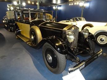 2017.08.24-248 Rolls-Royce Limousine Phantom II 1930