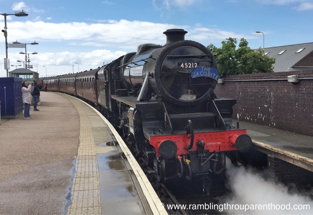 The Jacobite steam train - Is it the Hogwarts Express?