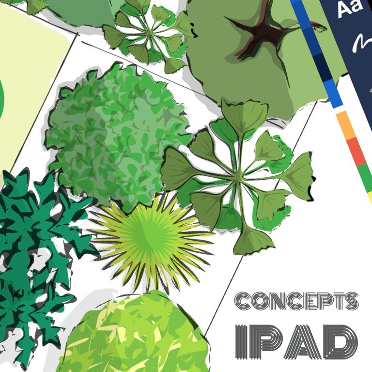 concepts iPad