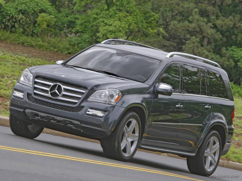 2009 mercedes benz gl class suv specifications pictures for Mercedes benz gl class suv price