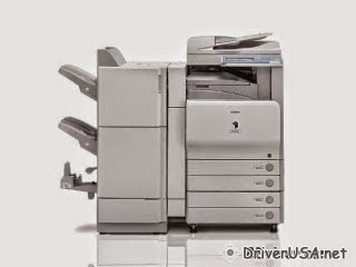 download Canon iRC3580i printer's driver
