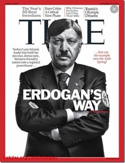 Erdogan als Führer