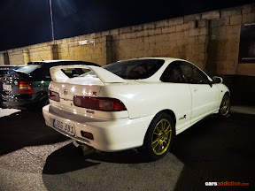 Rear view of DC2
