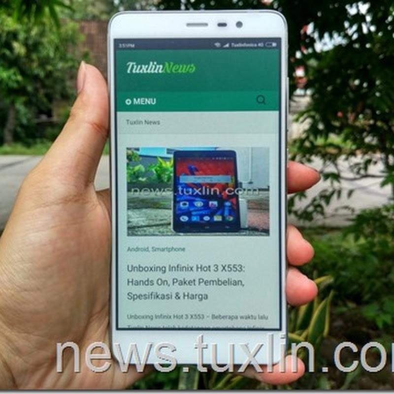 Benchmark Xiaomi Redmi Note 3 Pro: AnTuTu, Vellamo, Geekbench, CPU-Z, Sensorbox & Quadrant Standard