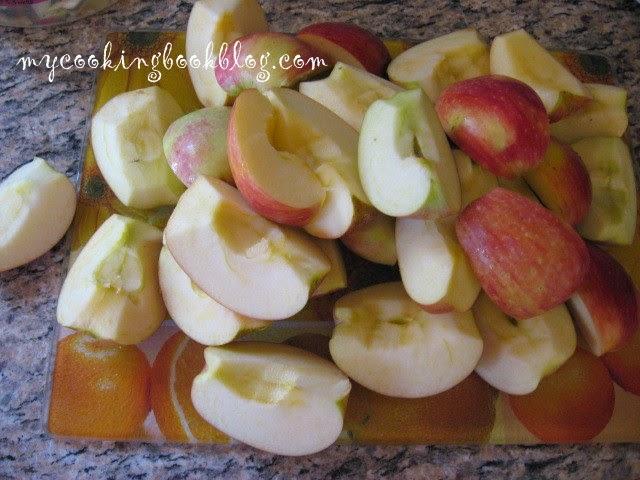 Ябълков шрудел