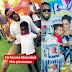 D'Banj Strikes Sexy Pose With Jamjam At His Son's Birthday