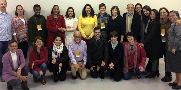 Um dos momentos marcantes do VI Encontro Brasileiro de Educomunicação e III EducomSul foi a reunião com os pesquisadores em Educomunicação da América Latina - Veja a cobertura completa do evento no Facebook