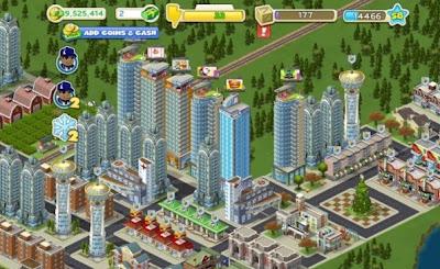 Facebook Cityville Guide