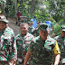 Waaster Kodam IV/Diponegoro Tinjau Lokasi TMMD Reguler Kulon Progo