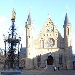 ridderzaal in The Hague in the Netherlands in Den Haag, Zuid Holland, Netherlands