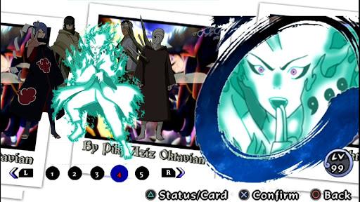 SAIUU ! NARUTO STORM 4 MOD THE LEST Naruto IMPACT LITE  Para ANDROID PPSSPP