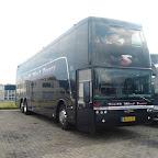 Vanhool van South West Tours bus 92