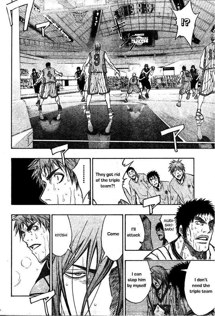 Kuroko no Basket Manga Chapter 156 - Image 12