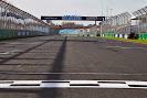 Albert Park circuit pit straigth