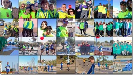 Voluntarios Media Maraton Dos Hermanas 2016