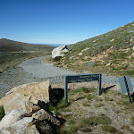 Int of Main Range track and Kosciuszko walk (266195)