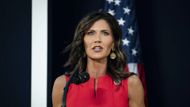'Absolutely Not True': Kristi Noem Hits Back At ABC Host's Claim That There's 'Zero Evidence' Of 'Widespread Fraud'