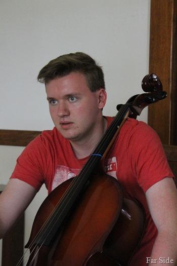 Adam May 2018