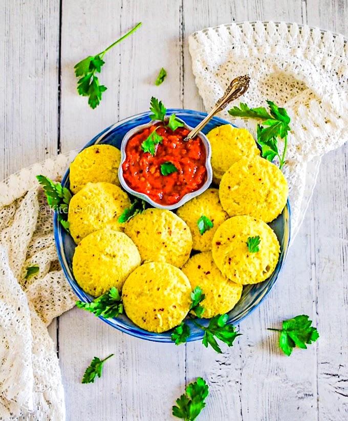 Moong Daal Idli  Recipe | Breakfast Care