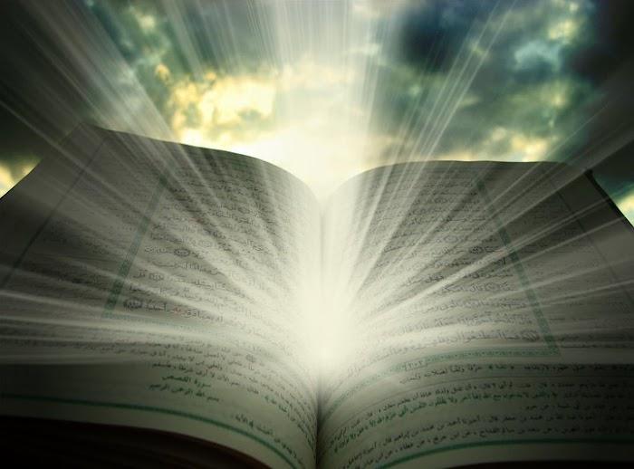 Menuju Cahaya Ilahi oleh Gus Mus