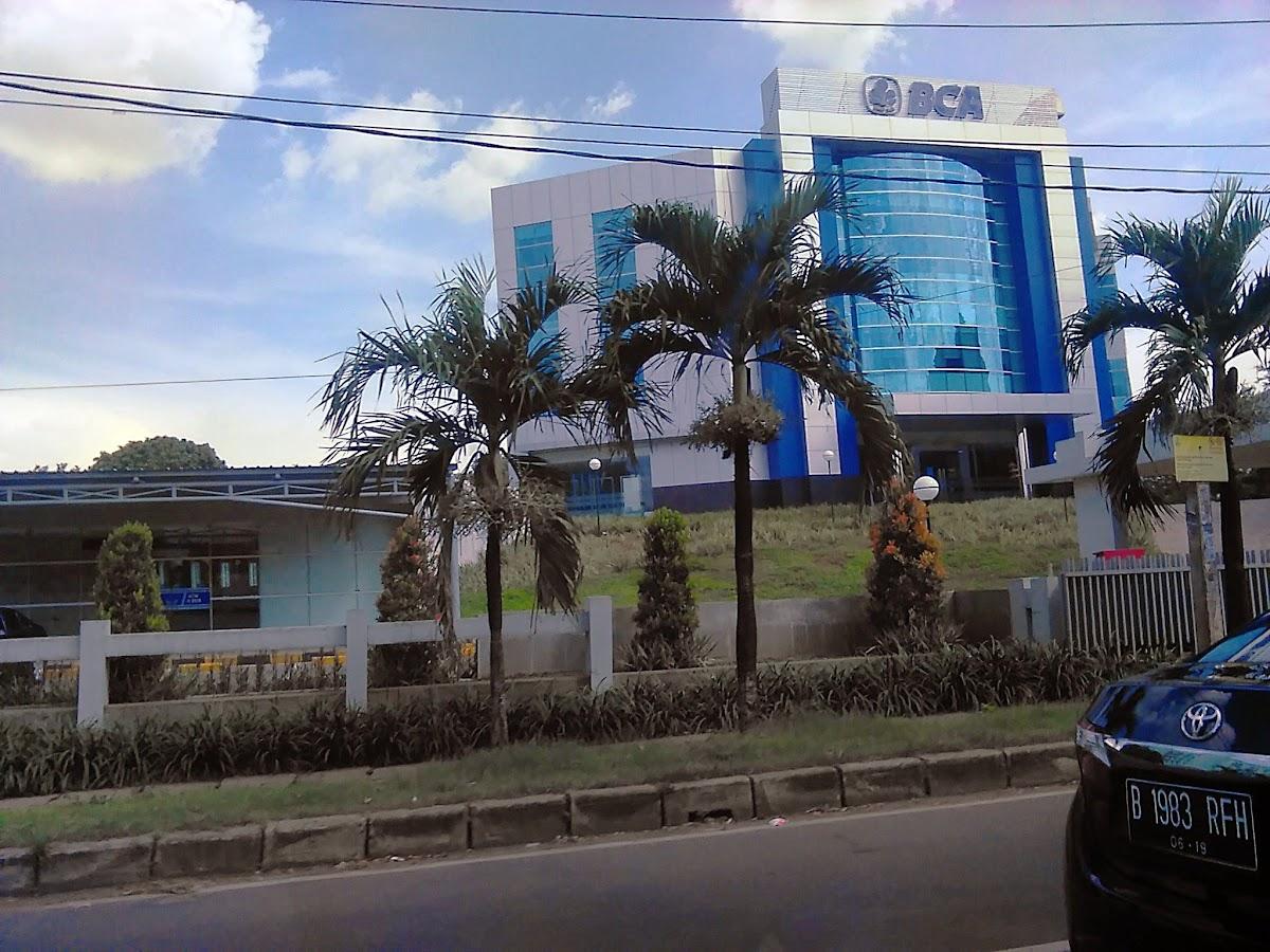 Bank Bca Kcu Cibubur Kota Depok Indonesia