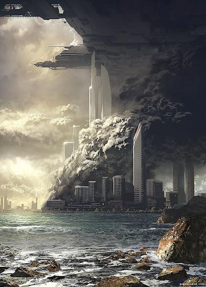 Recursos para escritores paisajes postapocalípticos
