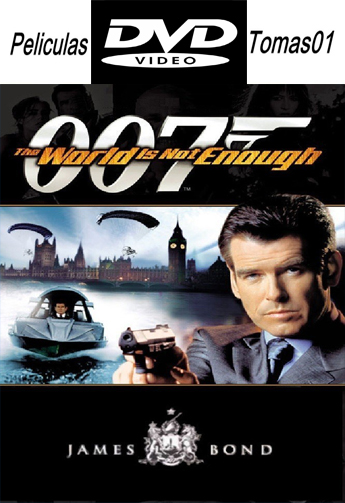 007 (19): El Mundo no basta (1999) DVDRip
