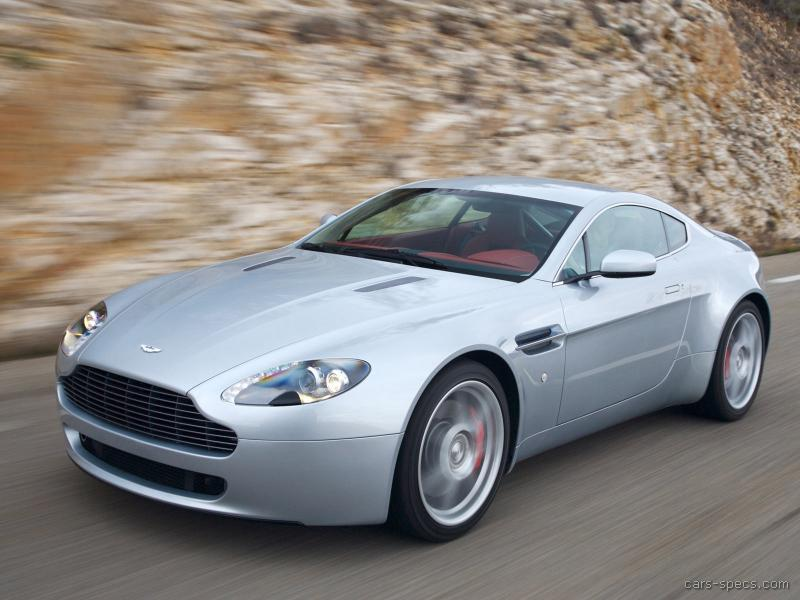 2008 aston martin v8 vantage coupe specifications. Black Bedroom Furniture Sets. Home Design Ideas