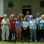 Vistors and spouses of Gleaves descendants.