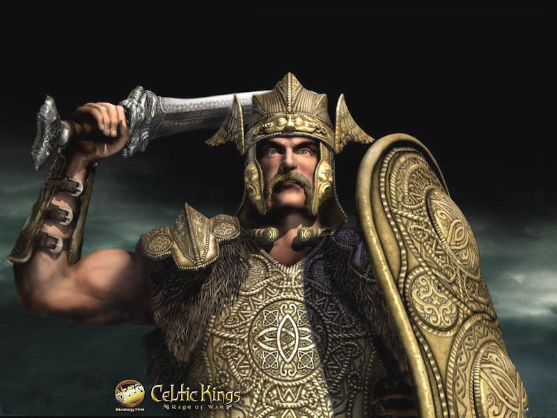 Celtic Kings Rage War, Celtic And Druids