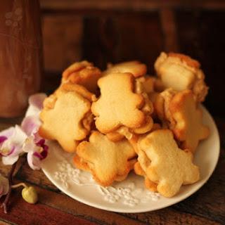 Stuffed Teddy Graham Cookie