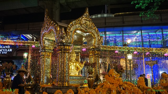 泰国曼谷四面佛