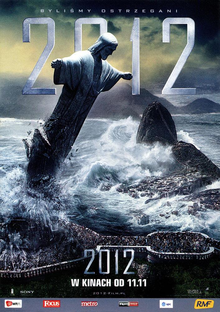 Ulotka filmu '2012 (przód)'