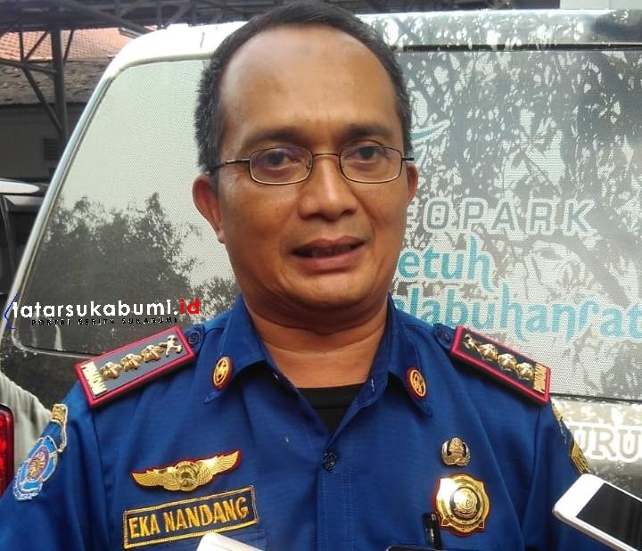 Potensi Kebakaran Lahan di Wilayah Selatan Sukabumi Meningkat