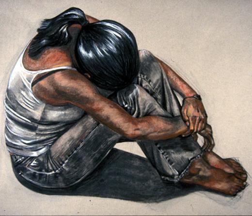Jovem é estuprada duas vezes durante caminhada