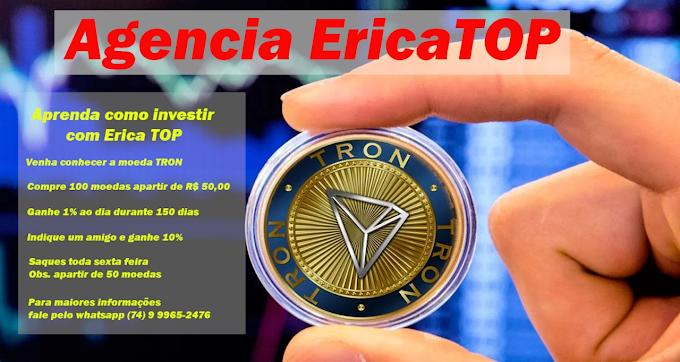 Aprenda a investir na Agencia Erica Top